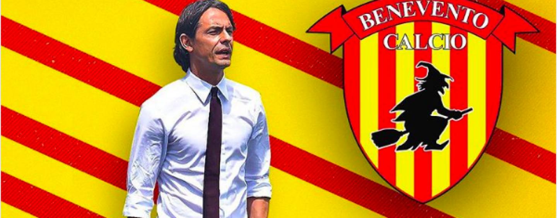 Benevento – Ufficiale la firma di Pippo Inzaghi come allenatore ...