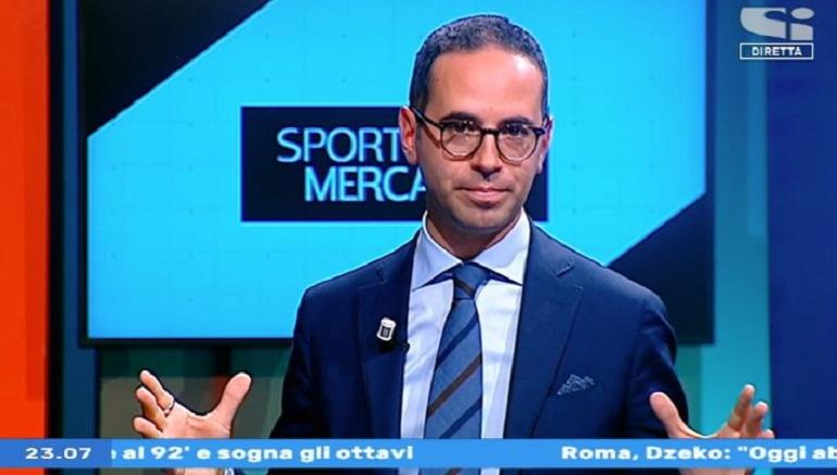 """VIDEO] Lite Criscitiello tifoso del Napoli: """"Non fare il Napoletano. Tu sei  un pecoraro di Avellino"""" – Piuenne"""